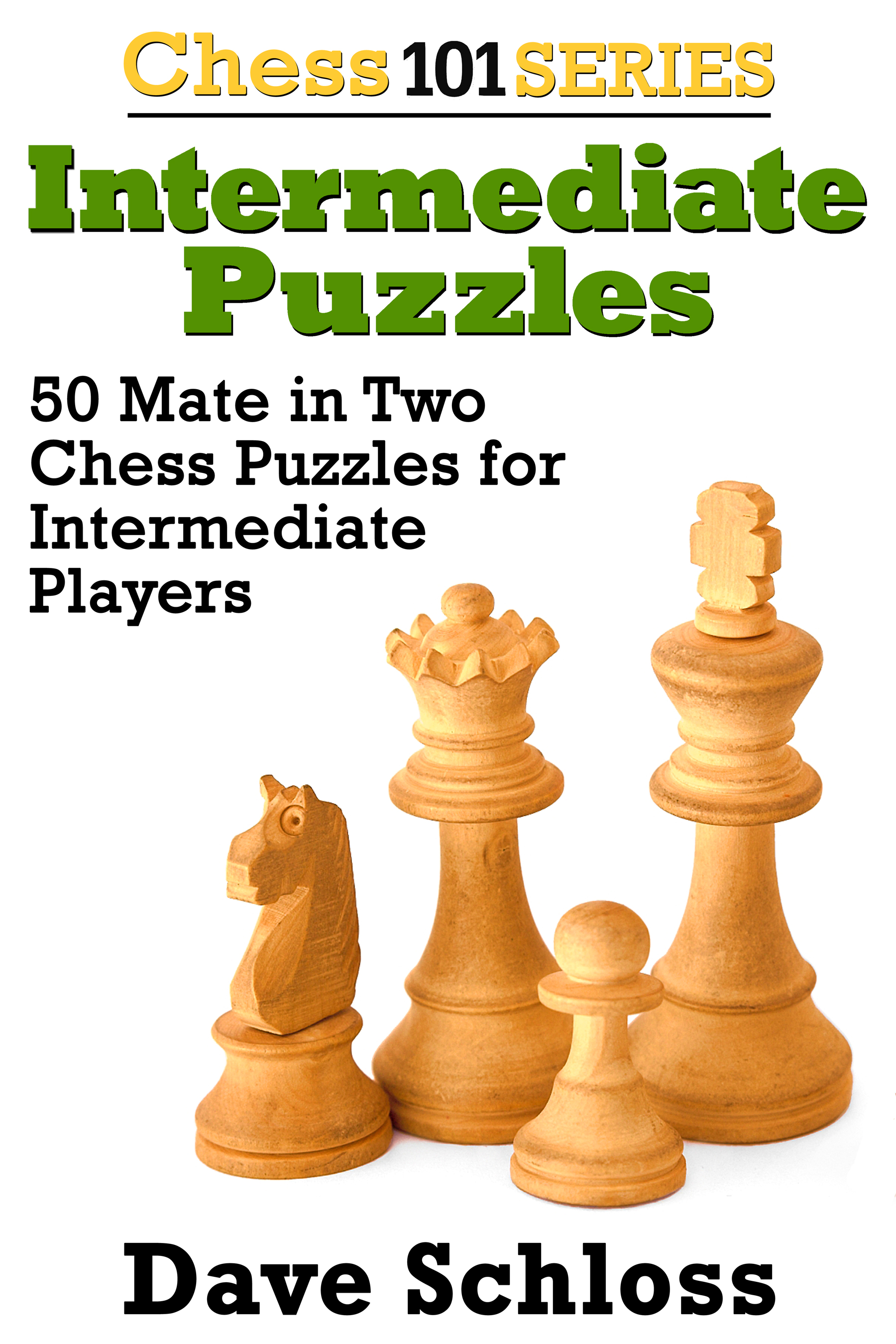 <i>50 mate in 2 chess puzzles for intermediate level players</i>