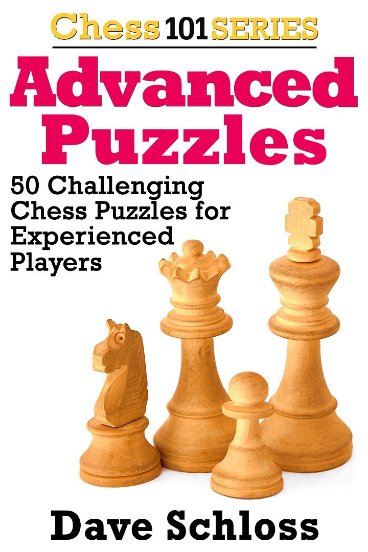 <i>50 Challenging Chess Puzzles for Experienced Players</i>