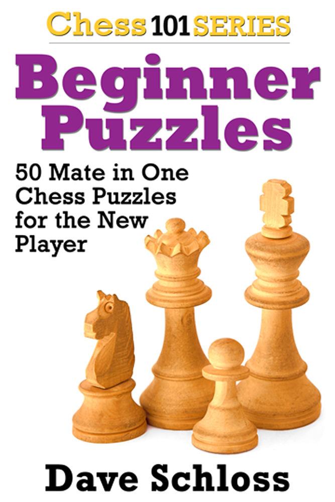 50 mate in 1 chess puzzles for the new player.