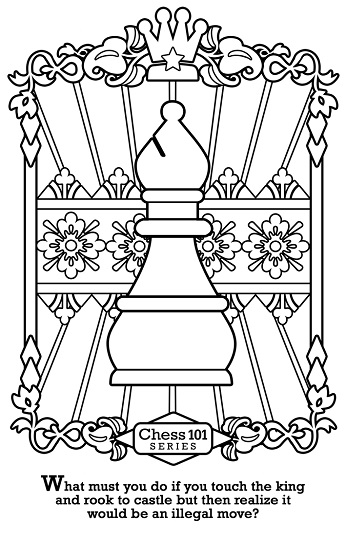 <i>Rules Every Chess Player Needs to Know! chess rules flash cards</i>