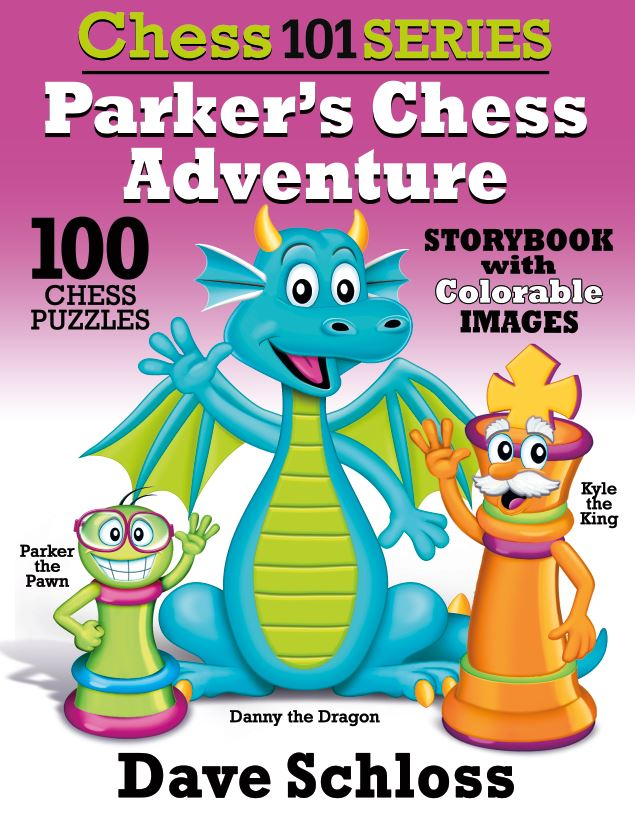 100 one-move chess tactics puzzles for kids rated 1,000 and below